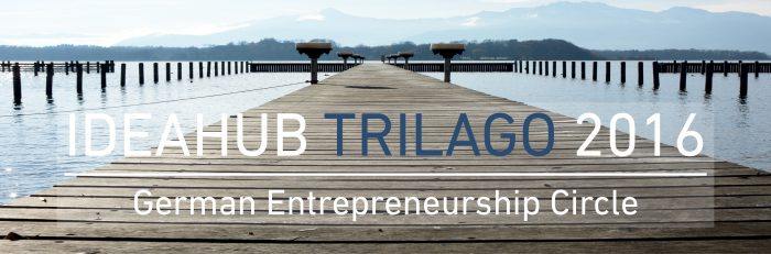 GEC IdeaHub TriLago 2016 | Konstanz