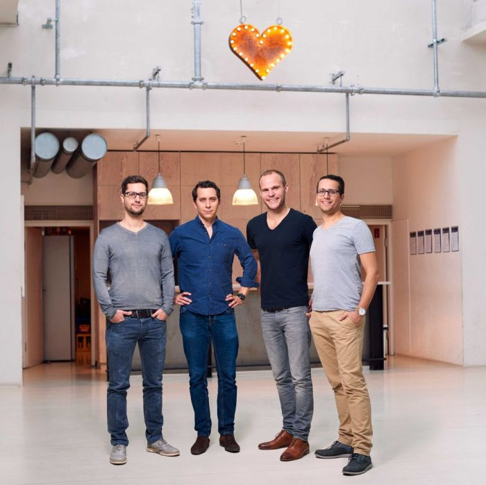 Stylight Founder: Anselm Bauer, Benjamin Günther, Max Meier, Sebastian Schuon